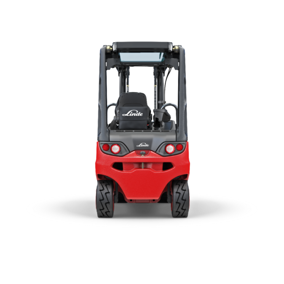 Linde série 387 Roadster